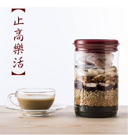 【米分十方養生穀粉專賣】止高樂活(500g)