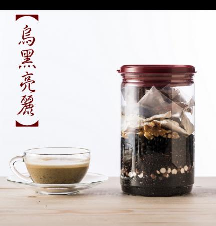 【米分十方養生穀粉專賣】烏黑亮麗(500g)