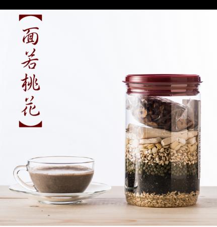 【米分十方養生穀粉專賣】面若桃花 (500g)
