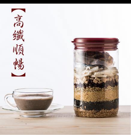 【米分十方養生穀粉專賣】高纖順暢(500g)