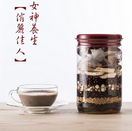 【米分十方養生穀粉專賣】俏麗佳人(500g)